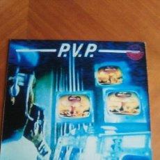 Discos de vinilo: MAXI - PVP - ENTRE LAS RUINAS / EXPERIENCIAS CON METAL.AÑO 1984. SM 21001. PUNK.. Lote 140513346