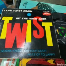 Vinyl-Schallplatten - Clint webster ep twist españa 1962 - 140516308
