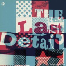 Discos de vinilo: LP THE LAST DETAIL THE LAST DETAIL VINILO BLANCO INDIE POP ELEFANT RECORDS. Lote 140518030