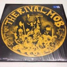 Discos de vinilo: THE RIVAL MOB – MOB JUSTICE. Lote 187151972