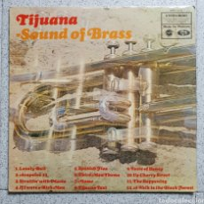 Discos de vinilo: LP TIJUANA SOUND OF BRASS. Lote 140522426