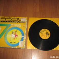 Discos de vinilo: CLAUDIO CECCHETTO - DISCO COLLECTION VOLUME 1 - ITALIA - IBL - . Lote 140534142