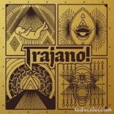 Discos de vinilo: LP TRAJANO! - LÁZARO / VINO / ED. OFICIAL 2018 / NUEVO. Lote 140546026