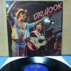 Discos de vinilo: DR. HOOK & THE MEDICINE SHOW - GREATEST HITS 1984 UK. Lote 140553348