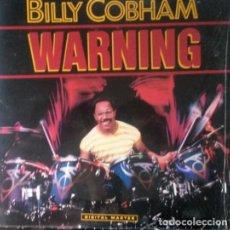 Discos de vinilo: BILLY COBHAM.WARNING.LP.. Lote 140554874