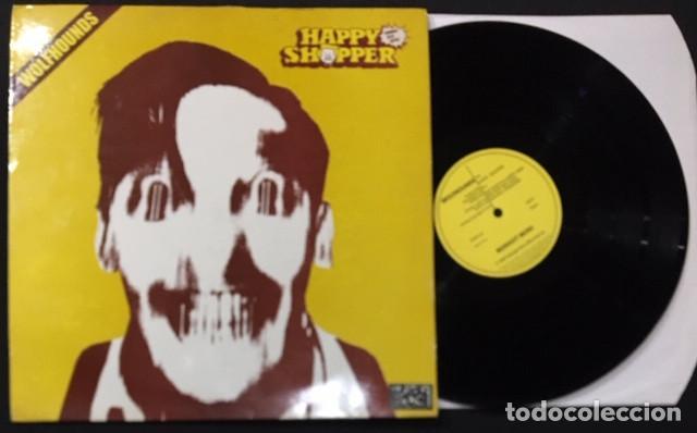 MAXI DISCO LP VINILO THE WOLFHOUNDS HAPPY SHOPPER (Música - Discos de Vinilo - Maxi Singles - Pop - Rock - New Wave Internacional de los 80)