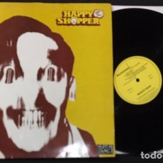 Discos de vinilo: MAXI DISCO LP VINILO THE WOLFHOUNDS HAPPY SHOPPER . Lote 140559622