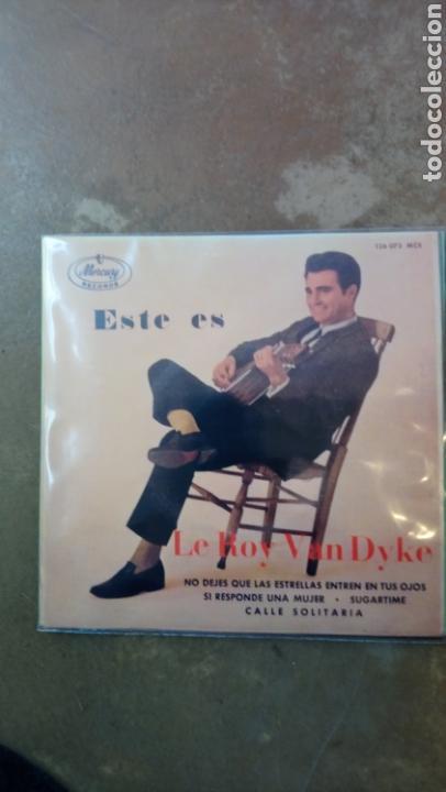 LE ROY VAN DYKE -ESTE ES. EP SPAIN 1962 (Música - Discos de Vinilo - EPs - Rock & Roll)