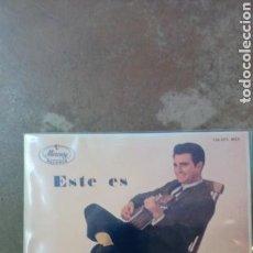 Discos de vinilo: LE ROY VAN DYKE -ESTE ES. EP SPAIN 1962. Lote 140565256