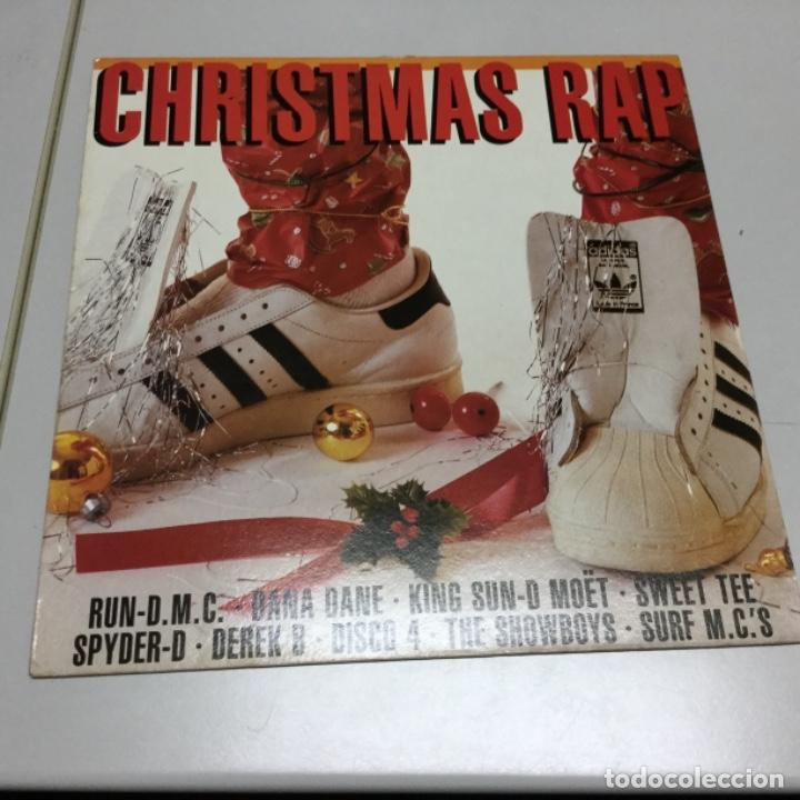 CHRISTMAS RAP . 174 (Música - Discos de Vinilo - EPs - Rap / Hip Hop)