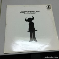 Discos de vinilo: JAMIROGUAI- EMERGENCY ON PLANET EARTH. REF 178. Lote 140574478