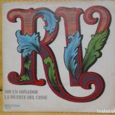 Dischi in vinile: RUDY VENTURA-SOY UN SOÑADOR. Lote 190130458