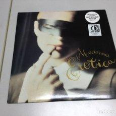 Discos de vinilo: MADONNA- EROTICA- LÍMITED EDITION - FREE COLOR POSTER. Lote 207049673