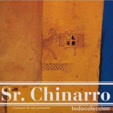 Discos de vinilo: LP SR. CHINARRO - EL PORQUÉ DE MIS PEINADOS / VINILO / ED. OFICIAL LIMITADA 2017 / NUEVO. Lote 140577054