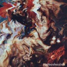 Discos de vinilo: LP TRIÁNGULO DE AMOR BIZARRO - VICTORIA MÍSTICA / VINILO / ED. OFICIAL LIMITADA 2017 / NUEVO. Lote 140577638
