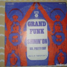 Discos de vinilo: GRAND FUNK , SHININ´ ON. Lote 140579246