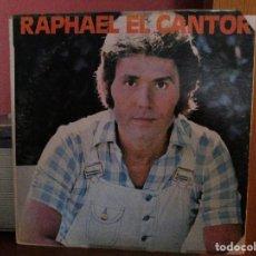 Discos de vinilo: RAPHAEL EL CANTOR ( VENEZUELA ) DE QUE TE QUIERO, TE QUIERO // EL JIBARITO // LIBRE // . Lote 140585206