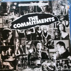 Discos de vinilo: LP. THE COMMITMENTS.THE COMMITMENTS (ORIGINAL MOTION PICTURE SOUNDTRACK) . Lote 140587214