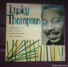 Discos de vinilo: LUCKY THOMSON. Lote 140588022