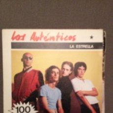 Discos de vinilo: LOS AUTENTICOS: LA ESTRELLA , MI ABUELO EDIGSA 1981, SG MUY RARO Y DIFICIL, NUEVO . Lote 140588794