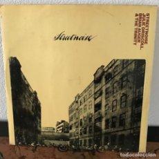 Discos de vinilo: JULIE DRISCOLL - BRIAN AUGER & TRINITY – STREETNOISE – LP DOBLE SPAIN 1977. Lote 140589062
