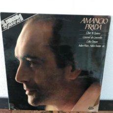 Discos de vinilo: AMANCIO PRADA 2LP 1981 . Lote 140591994