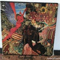 Discos de vinilo: SANTANA ABRAXAS 1970. Lote 140594538