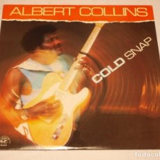 Discos de vinilo: ALBERT COLLINS ( COLD SNAP ) USA - 1986 LP33 ALLIGATOR. Lote 140599578