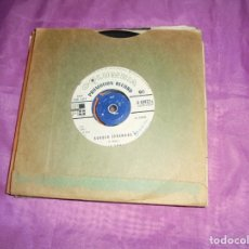 Discos de vinilo: BUDDIE EMMONS. SILVER BELL / BORDER SERENADE. PROMOCIONAL. COLUMBIA, EDC. USA . IMPECABLE . Lote 140603350