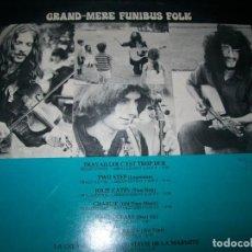 Discos de vinilo: GRAND - MERE FUNIBUS FOLK - LP DE BARCLAY - 1974 - EDICION FRANCIA . Lote 140612742