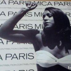 Discos de vinilo: MICA PARIS CONTRIBUTION LP INSERTO. Lote 140616774