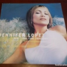Discos de vinilo: JENNIFER LOPEZ - WAITING FOR TONIGHT - UNA NOCHE MAS - MAXI SINGLE.12. Lote 140625314