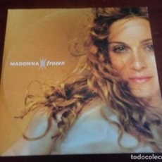 Discos de vinilo: MADONNA - FROZEN - MAXI SINGLE.12 . Lote 140626590