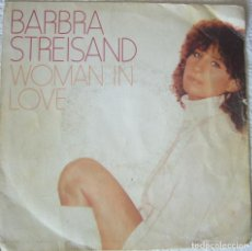 Discos de vinilo: BARBRA STREISAND. WOMAN IN LOVE. Lote 140635566