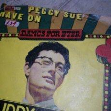 Discos de vinilo: BUDDY HOLLY. Lote 140644222