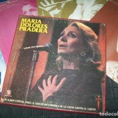 Discos de vinilo: MARIA DOLORES PRADERA - CAJA-BOX CON 4 DISCOS - AUTOGRAFIADOS - DEL PUENTE A LA ALMEDA - 1980 . Lote 140652218