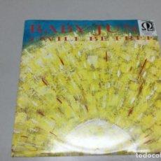 Discos de vinilo: BABY JUNE - I WILL BE FREE . REF 62. Lote 140654086