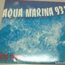 Discos de vinilo: NINE NERO- AGUA MARINA 93 . REF 64 . Lote 140654390