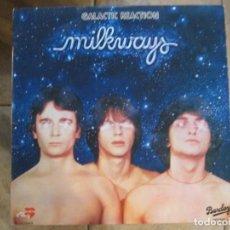 Discos de vinilo: MILKWAYS - GALACTIC REACTION - SELLO BARCLAY 1978.. Lote 140661554