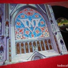 Discos de vinilo: TNT INTUITION LP 1989 VERTIGO EDICION ESPAÑOLA SPAIN. Lote 146232284