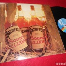 Discos de vinilo: NAZARETH SOUND ELIXIR LP 1983 MCA EDICION AMERICANA USA. Lote 140685654