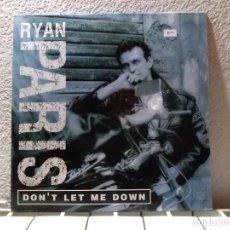 Discos de vinilo: RYAN PARIS . Lote 140695406