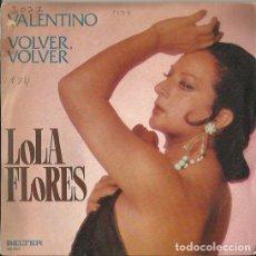 Discos de vinil: LOLA FLORES. SINGLE. SELLO BELTER. EDITADO EN ESPAÑA. AÑO 1974. Lote 140705734