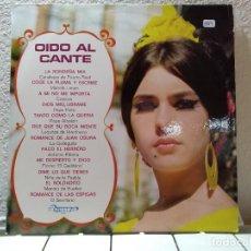 Discos de vinilo: OÍDO AL CANTANTE . Lote 140713110