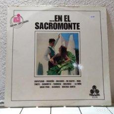 Discos de vinilo: EN EL SACROMONTE . Lote 140713334