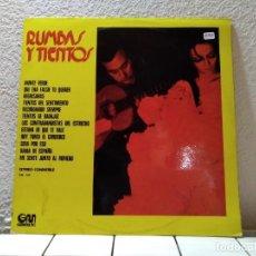 Discos de vinilo: RUMBAS Y TIENTOS . Lote 140713554