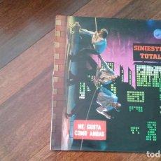 Discos de vinilo: SINIESTRO TOTAL-ME GUSTA COMO ANDAS.LP. Lote 140715530
