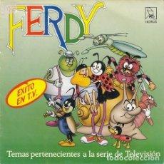 Discos de vinil: FERDY - BANDA SONORA DE LA SERIE DE TVE - ALEJANDRO JAEN - EP DE 4 CANCIONES. Lote 140730174