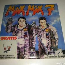 Discos de vinilo: MAX MIX 7 (DOBLE LP). Lote 140742840