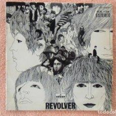 Discos de vinilo: THE BEATLES-REVOLVER-1ª EDICIÓN DE 1966 DE ESPAÑA.EMI-ODEON.. Lote 140762138